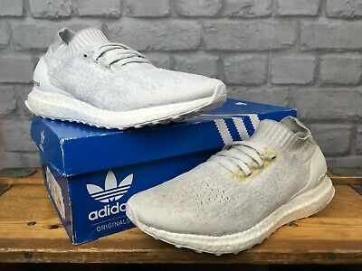 8c4fea8e309fb Adidas Ultra Boost Uncaged Mens Grey Trainers Various Sizes Womens Youth