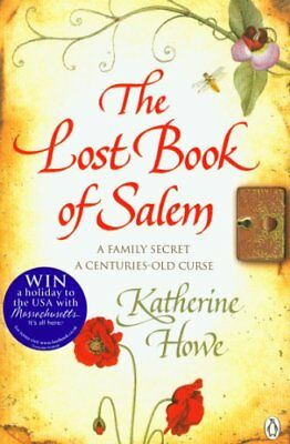 The Lost Book of Salem By Katherine Howe. 9780141038117
