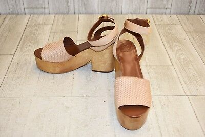 47b170f271db TORY BURCH CAMILLA Sandal - Women s Size 8.5M - Natural -  137.20 ...