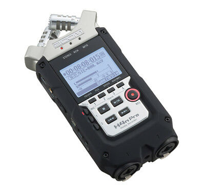 Zoom H4n Pro Portable 4-Track Audio Recorder (NEW)