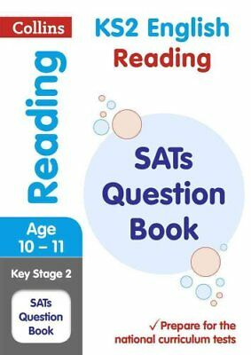 KS2 Reading SATs Question Book 2019 Tests by Collins KS2 9780008201593