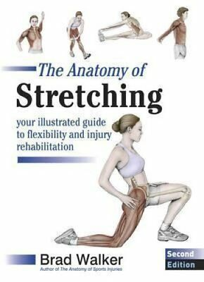 The Anatomy of Stretching Your Illustrated Guide to Flexibility... 9781905367290