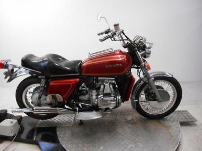 1977 Honda GL1000 Goldwing Unregistered US Import Barn Find Classic Restoration