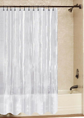 All For You 100% SAFE PVC Liner Shower Curtain (rings not included) 21 Colors