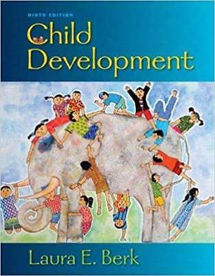 Child Development (9th Edition) by Laura E. Berk (EB00k)
