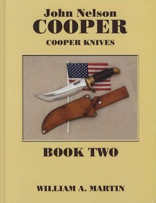 John Nelson Cooper Knives Collector REFERENCE Book 2