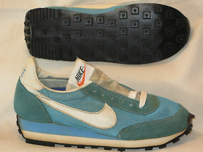 newest 4ff91 7a5bd Vintage 70s Nike Liberator Waffle Running Shoes USA-MADE New Deadstock NOS