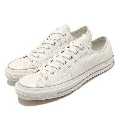 e02cfb129c064c Converse First String Chuck Taylor All Star 70 OX Egret Men Women Shoes  163329C