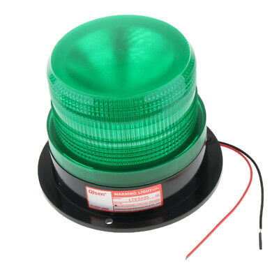 12V Autos Magnetic / Screw LED Emergency Beacon Flash Strobe Colore spia