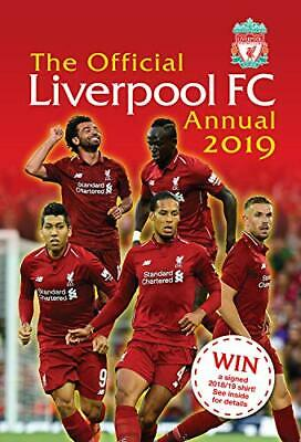Official Liverpool FC Annual 2019