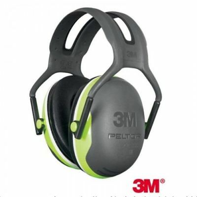 3M Peltor X4A Ear Muffs Headband Noise Ear Defenders  SNR 33dB