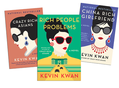 [PDF & ePub,Kindle]TOP SELLER Crazy Rich Asians TRILOGY Collection By KevinKwan