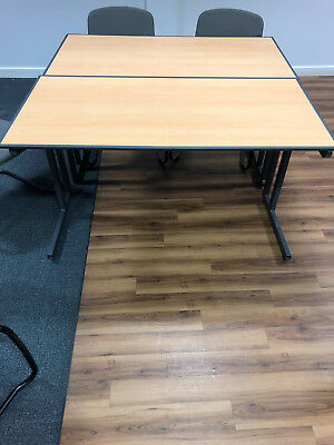office furniture 1.2 meters folding training tables 15 avaiable