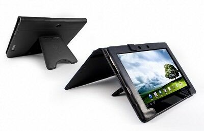 Tuff-Luv Personalised Leather case cover for Asus Transformer Prime TF201 Tablet