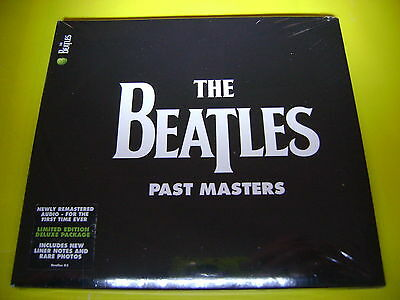THE BEATLES - PAST MASTERS / LTD EDITION DELUXE PACKAGE | OVP | Shop 111austria