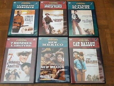 Collection Western 6 Dvd