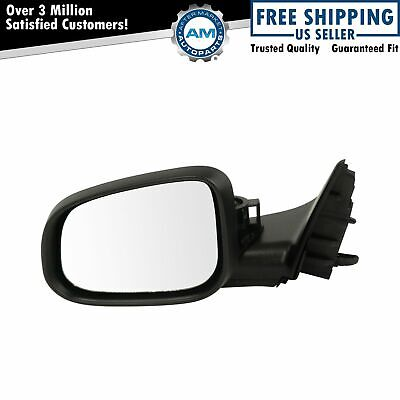 Mirror Power Heated Signal Memory Puddle Smooth Black Left LH for GS350 New