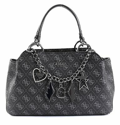 Satchel Affair 100 Guess 29Picclick Eur Sac Fr Coal À Main Small W9EIHeD2Y