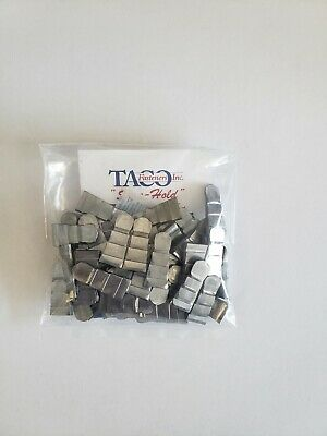 50 hammer and axe flat wedges, blacksmith wedges