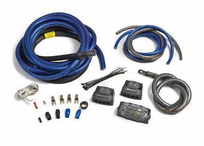 Tremendous Kicker Pkd1 1 0 Awg Gauge Dual Car Amp Installation Wire Kit Wiring Cloud Hisonuggs Outletorg