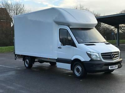 Mercedes-Benz Sprinter 2.1 313CDI LWB LUTON WITH TAIL LIFT AND NO VAT