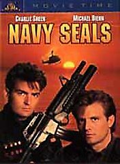 Navy Seals (DVD, 2001, Movie Time) free shipping