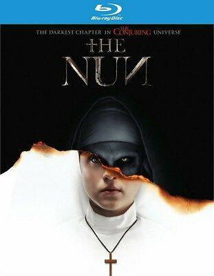 The Nun (Blu-ray Disc ONLY, 2018)