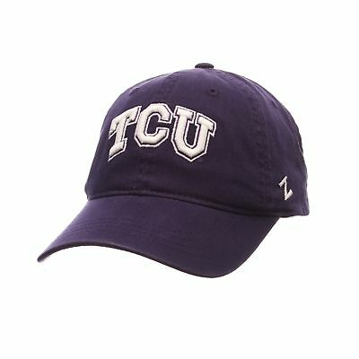 Tcu Horned Frogs Official NCAA Scholarship Adjustable Hat Cap by Zephyr  415283 7d6b1272047c