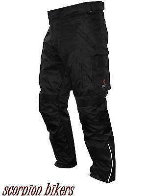 Motorcycle Motorbike Cordura Trouser Pants all sizes and inside leg available