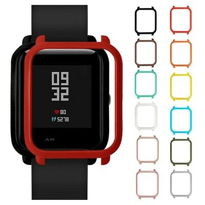 Watch Frame Case Cover Protector  For Xiaomi Huami Amazfit Bip Bit Youth Watch