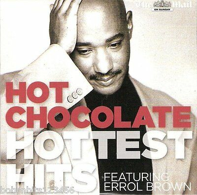 Hot Chocolate (Errol Brown) - Hottest Hits - New Cd