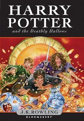 Harry potter and the deathly hallows By J.K.ROWLING (Eng)