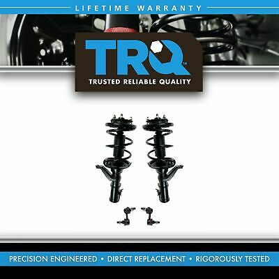 Front Suspension Kit Strut & Spring Assemblies & Sway Links for Honda Civic New