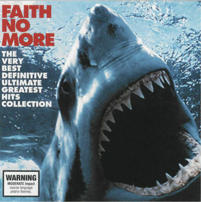 FAITH NO MORE The Very Best Definitive Ultimate Greatest Hits Collection 2CD NEW