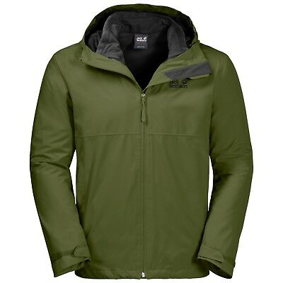 Jack Hardshell Jacket Wolfskin Norrland 3in1 Men Outdoor rdhCxsBtQ