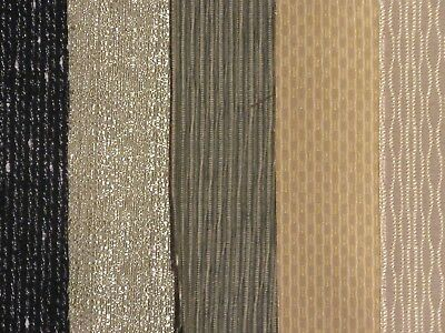 Antique Radio Grille Cloths - Vintage Inspired Group Lot Collection - # 53