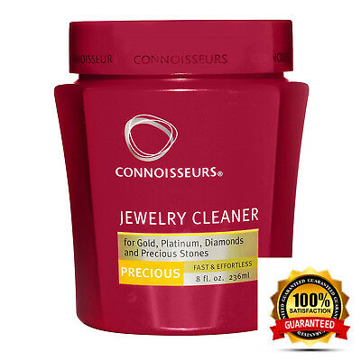 Jewellery Cleaner Gold Dip Watch Rings Cleaning Polishing Solution 250ml