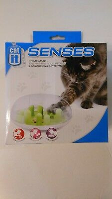 CatIt Senses Cat Kitten Treat Maze Toy 50739