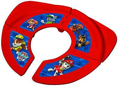 Nickelodeon Paw Patrol Foldable Travel Toilet Training Seat FREE DELIVERY