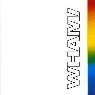 WHAM! The Final CD/DVD NEW George Michael NTSC Region 0 Best Of Greatest Hits