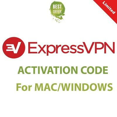 Express VPN 🔥  LIFETIME Subscription 🔥Activation Code ONLY🔥MAC/WIN