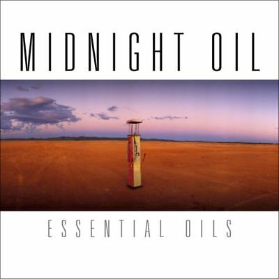 MIDNIGHT OIL Essential Oils 2CD BRAND NEW Best Of Greatest Hits
