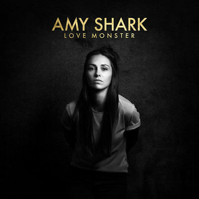 AMY SHARK Love Monster CD BRAND NEW