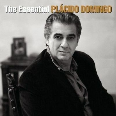 PLACIDO DOMINGO The Essential 2CD BRAND NEW Best Of Greatest Hits Opera