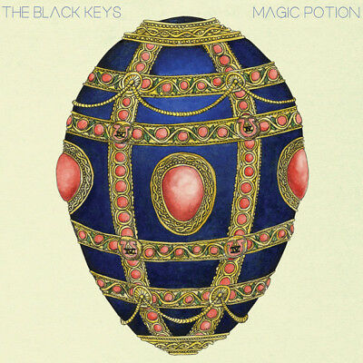 THE BLACK KEYS Magic Potion (2006) 11-track CD album NEW/SEALED