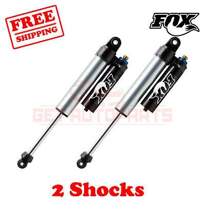 Kit of 2 Fox 2.0 Performance Series IFP 2.5-3.5 inch Lift Front Shocks for Dodge Ram 2500 1994-2002 2WD