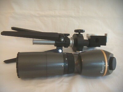 Greenkat Prismatic Spotting Scope Model Sgn-3 60Mm 20X And 40X Bnib