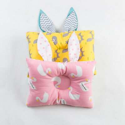Bedding Rabbit Ear Baby Pillow Bedding Products Toddler Cushion Neck Protection