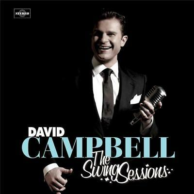 DAVID CAMPBELL The Swing Sessions (Vol 1) (Gold Series) CD BRAND NEW