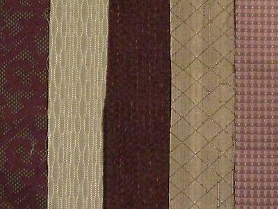 Antique Radio Grille Cloths - Vintage Inspired Group Lot Collection - # 22